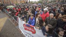 Ir al VideoLos empleados de Campofrío esperan cobrar la parte proporcional de lo trabajado en noviembre