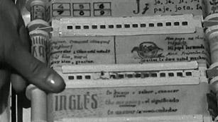 La enciclopedia mecánica de Ángela Ruiz, precursora del libro electrónico