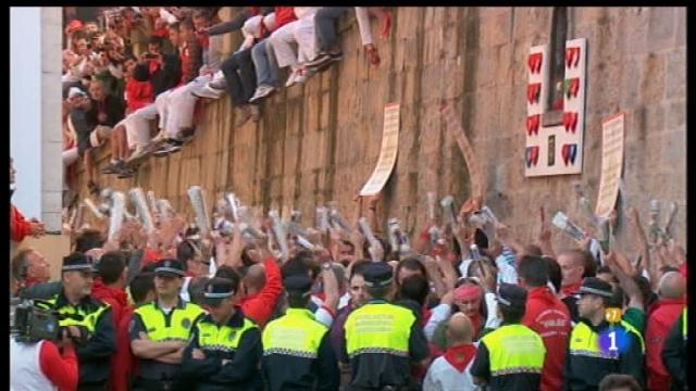 Encierros de San Fermín 2011 - 08/07/11