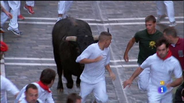 Encierros de San Fermín 2011 - 11/07/11