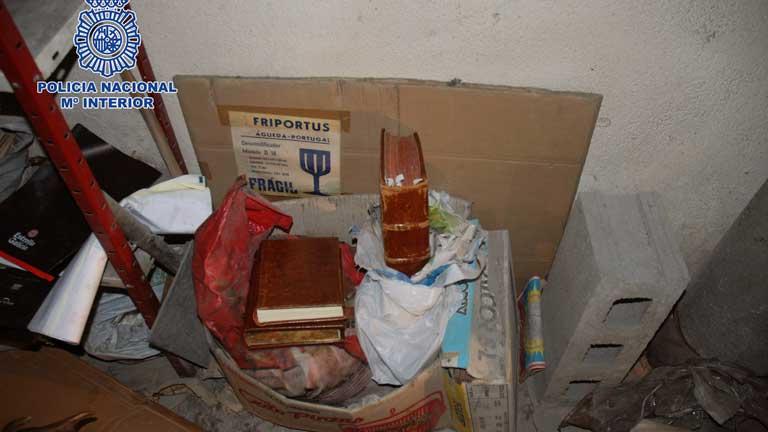La Policía recupera el Códice Calixtino un año después de su desaparición