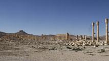 Ir al VideoEncuentran en Palmira una fosa común con los restos humanos de más de 40 personas