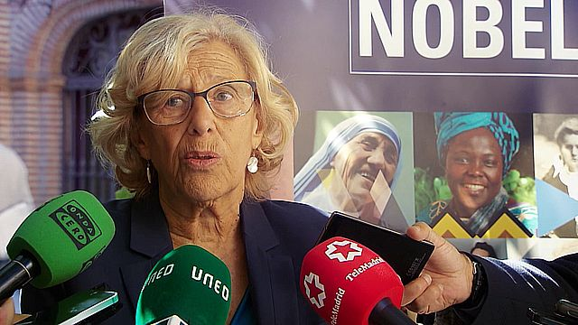 UNED - Encuentro sobre Mujeres Nobel - 06/10/17