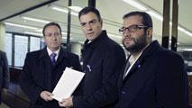 """Ir al VideoEncuesta del CIS: Pedro Sánchez dice que toca """"trabajar"""" y Podemos se ve como """"la única alternativa al PP"""""""