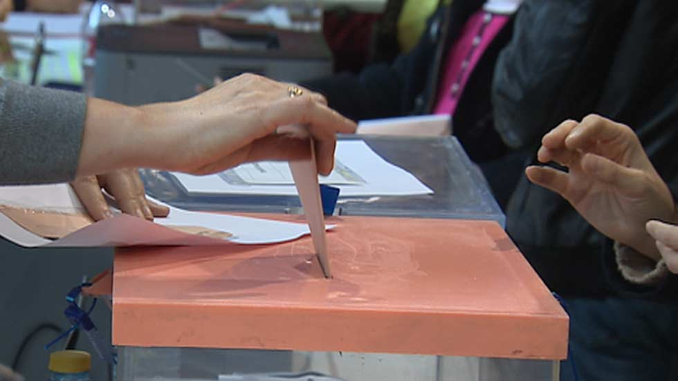 La encuesta de RTVE realizará 132.000 entrevistas a pie de urna en 1.100 locales electorales