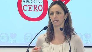 """Derecho a Vivir pide eliminar el """"coladero"""" del supuesto de riesgo psicológico para la mujer en el aborto"""