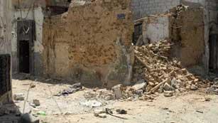 Duros enfrentamientos de los rebeldes con el ejército en Damasco