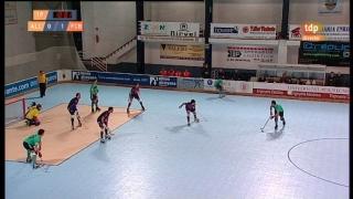 Hockey sobre patines - Liga española: Enrile Pas Alcoy - FC Barcelona - 02/04/12