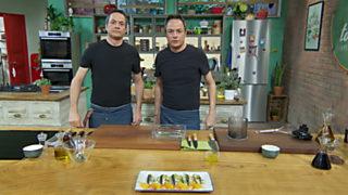 Torres en la cocina - Ensalada de sardinas y corvina con quinoa