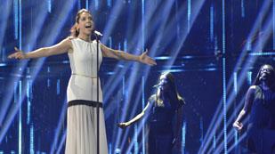 Eurovisión 2014 - Primer ensayo de Ruth Lorenzo en el B&W de Copenhague