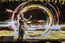Fotogaleria: Las mejores fotos del segundo ensayo de Edurne en el Festival de Eurovisión