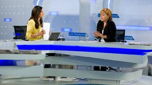 Entevista íntegra a la vicesecretaria general del PSOE, Elena Valenciano, en 'Los desayunos de TVE'