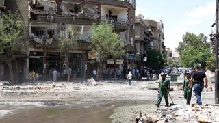 Entra en vigor en el suroeste de Siria la tregua pactada entre EE.UU. y Rusia
