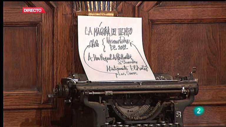 Especial informativo - Entrega del Premio Cervantes 2011