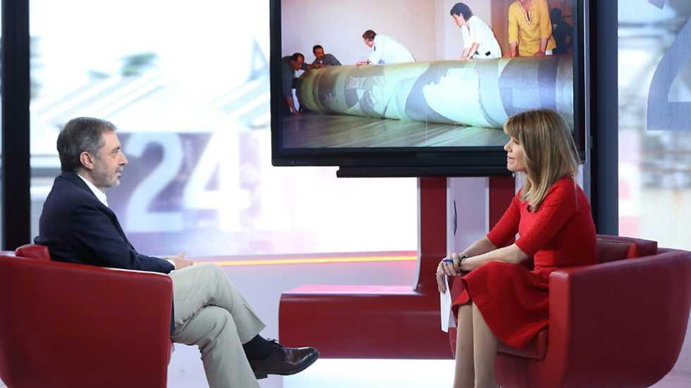 La tarde en 24 horas - Entrevista - 14/06/17