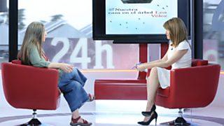 La tarde en 24 horas - Entrevista - 15/06/17