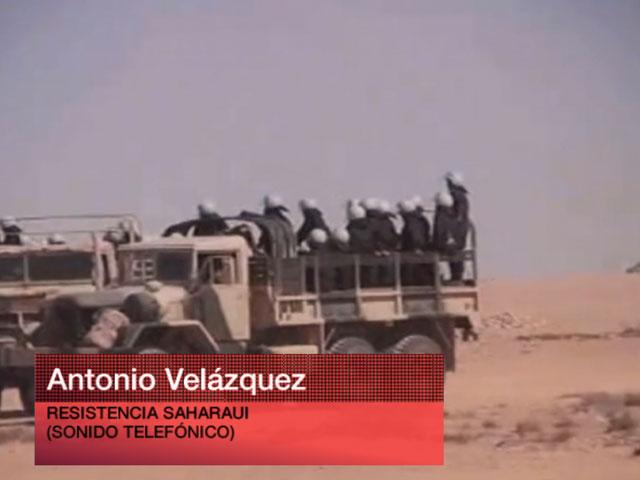 La Tarde en 24 Horas habla con Antonio Velázquez, miembro de Resistencia Saharaui