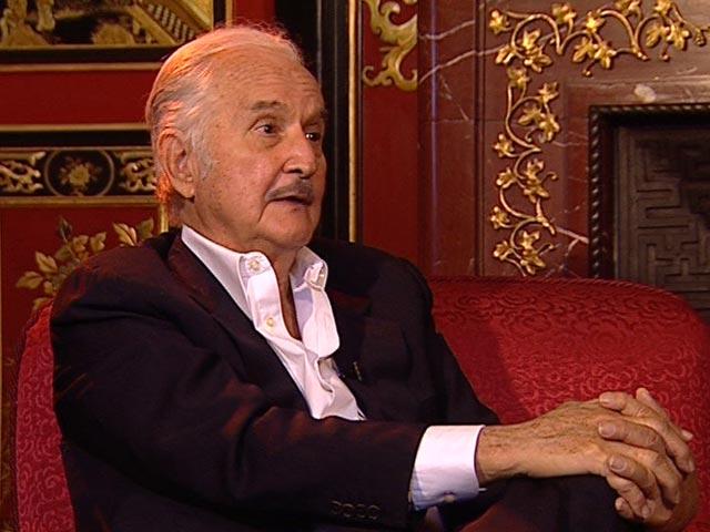 La 2 Noticias entrevista a Carlos Fuentes