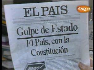 23-F - Entrevista a Juan Luis Cebrián el 24-F de 1981