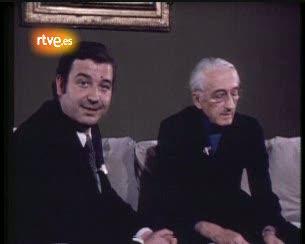 Ramón S. Ocaña entrevista al Comandante Cousteau en 'Horizontes' (1979)