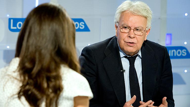 Entrevista completa a Felipe González en TVE