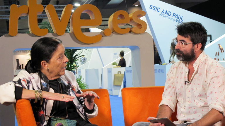 Entrevista a Cuca Solana, directora de MBFWM