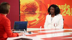 Entrevista a Berta Soler, portavoz las disidentes cubanas Damas de Blanco