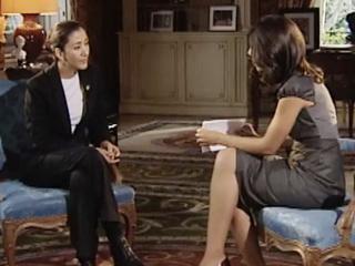 Entrevista a Ingrid Betancourt (Noviembre 2008)