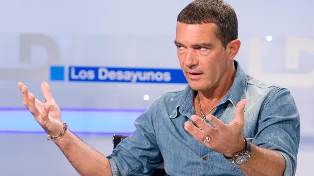 Entrevista íntegra a Antonio Banderas en Los Desayunos de TVE