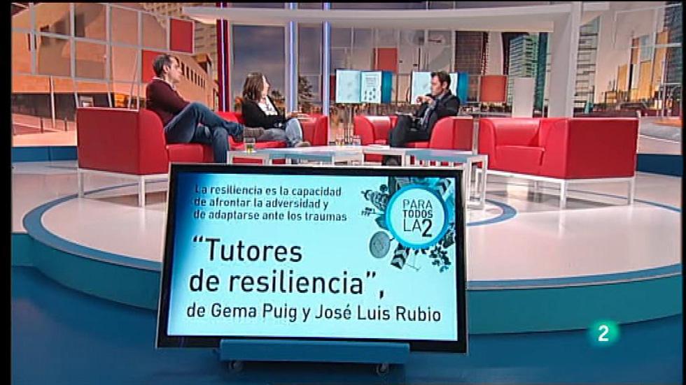 Para Todos la 2 - Entrevista - José Luis Rubio y Gema Puig, la resiliencia