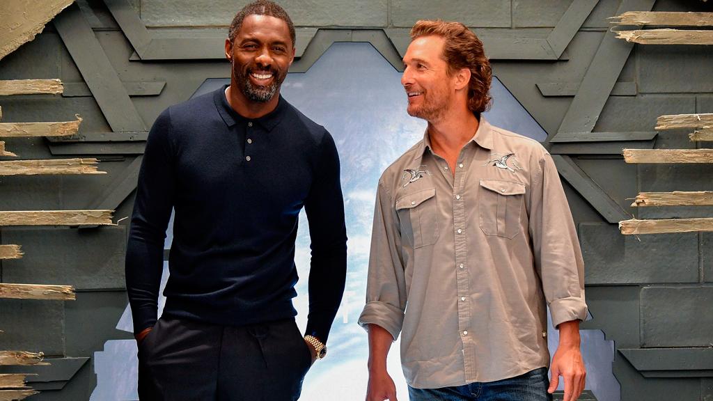 Entrevista con Matthew McConaughey e Idris Elba, protagonistas de 'La torre oscura'