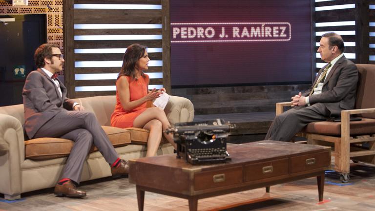 Entrevista a Pedro J. Ramírez, director de El Mundo