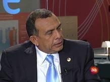 Ir al VideoEntrevista a Porfirio Lobo en la clausura de la Cumbre UE-Latinoamérica y Caribe