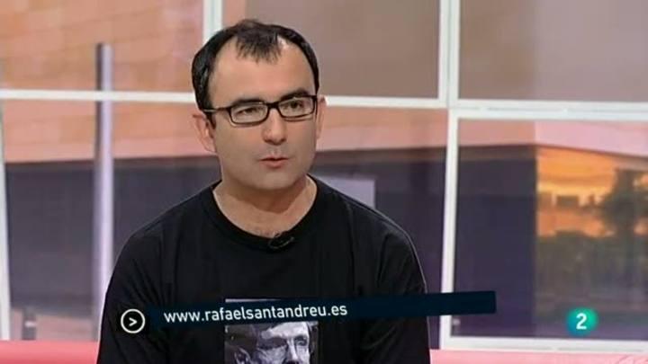 Para Todos La 2 - Entrevista: Rafael SantAndreu: ¿Es bueno aburrirse?