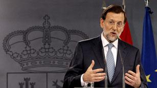 Mariano Rajoy ofrece su primera entrevista en televisión desde que llegó al Gobierno