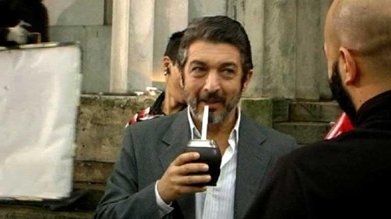 """La nueva película de Ricardo Darín """"Tesis sobre un Homicidio"""""""