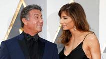 Entrevista a Sylvester Stallone en la alfombra roja
