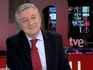 Entrevista al Vicesecretario de Organización del PSOE, José Blanco en la 'La noche en 24 horas'