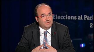 Entrevistes Electorals 2015 -  Miquel Iceta