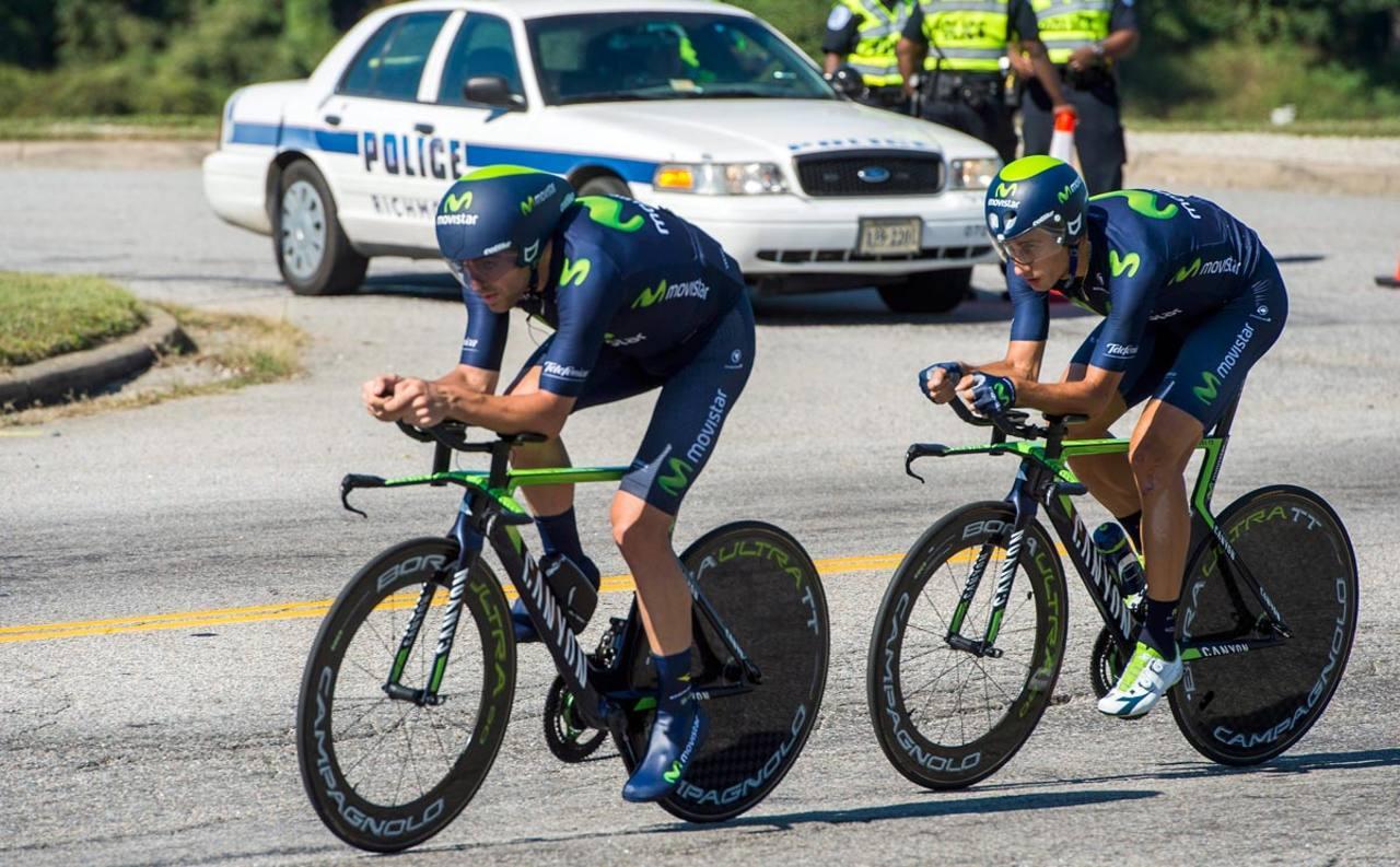 Mundial de ciclismo 2015 crono por equipos movistar for Equipos de ciclismo
