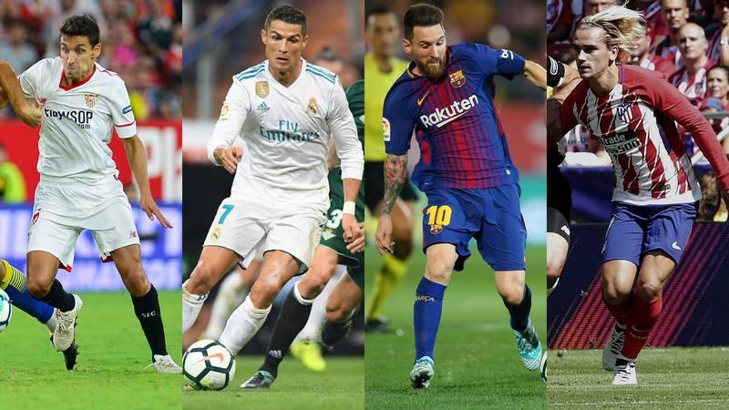Los equipos españoles quieren mandar en Europa