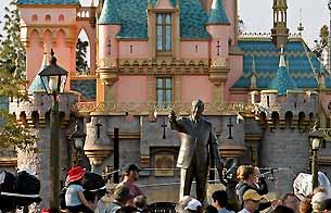 ¿Era Walt Disney español?