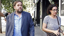 """Ir al VideoERC e ICV acuerdan pedir elecciones """"inmediatas"""" en Cataluña y buscan sumar a la CUP"""