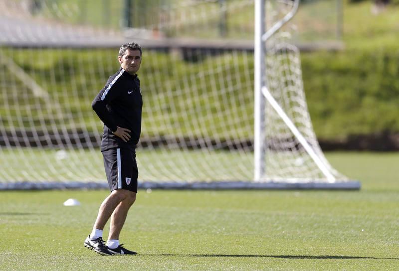 Ernesto Valverde deja el banquillo del Athletic.