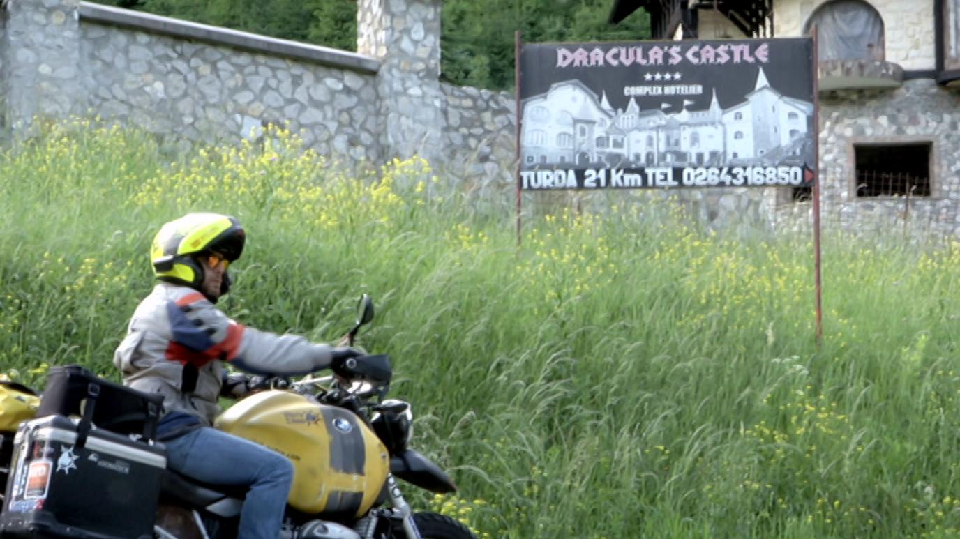 Diario de un nómada. Operación Plaza Roja - Escalada de terror en Transilvania