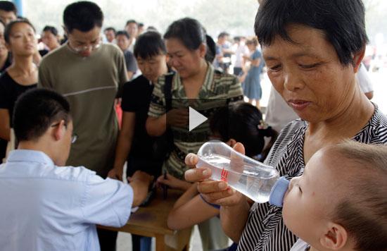 Escándalo sanitario en China por una leche materna contaminada