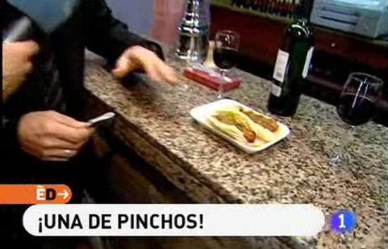 España Directo - Una escapada de pinchos por La Rioja