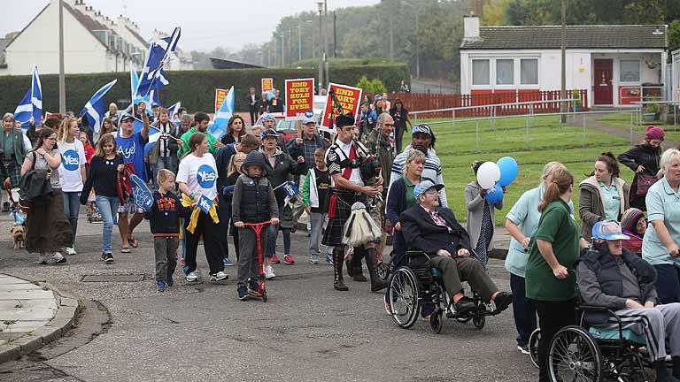Escocia vota en un referéndum histórico si se independiza del Reino Unido