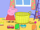 Imagen del  vídeo de Peppa Pig titulado EL ESCONDITE