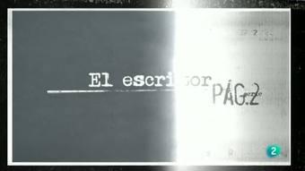"""Página 2 - """"El escritor"""" - 10º capítulo"""